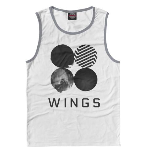 Мужская майка Wings BTS KPP-850717-may-2  - купить со скидкой