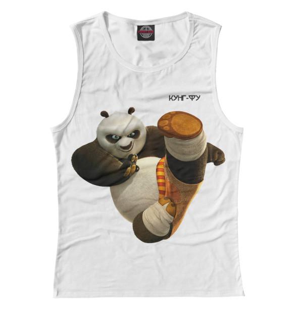 Купить Майка для девочки Кунг-фу панда MFR-372310-may-1