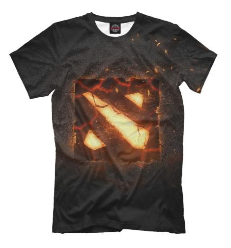 Купить Мужская футболка Dota 2 DO2-593799-fut-2