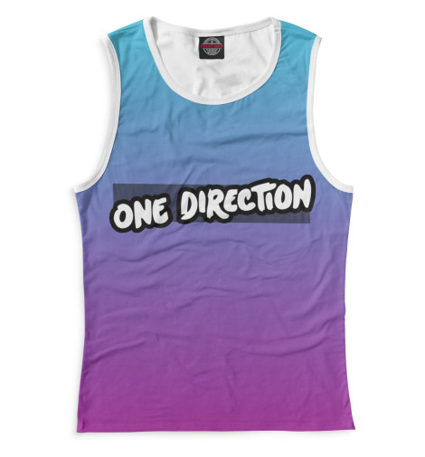 Майка Print Bar One Direction худи print bar one direction