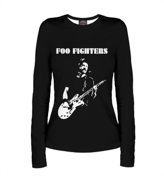 Женский Лонгслив Foo Fighters