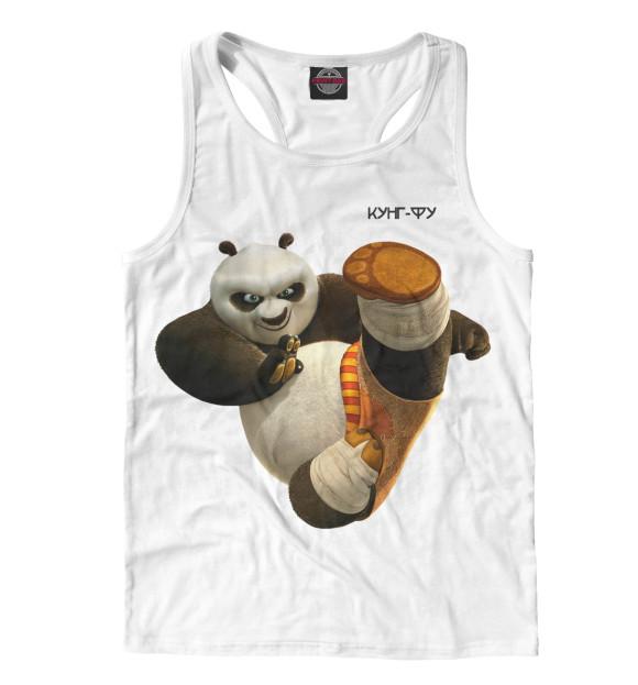 Купить Майка для мальчика Кунг-фу панда MFR-372310-mayb-2