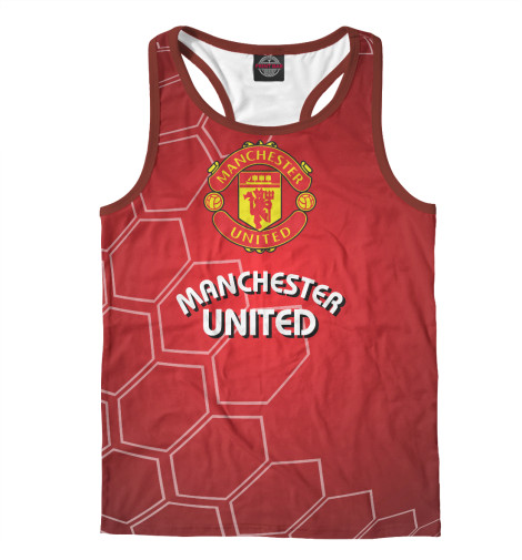 Майка борцовка Print Bar Manchester United футбольная форма top thai manchester united 2014 15 n98 jacket chelsea