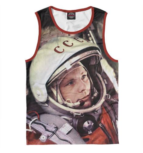 Купить Майка для мальчика Гагарин ZNR-732061-may-2