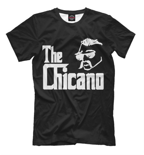 Футболка Print Bar The Chicano футболка print bar shogun assassin
