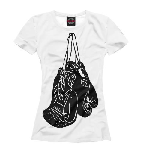 Футболка Print Bar Боксерские перчатки боксерские перчатки в магазинах москвы