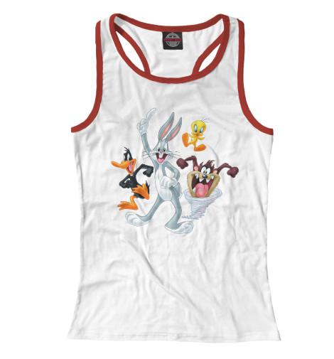 Майка борцовка Print Bar Looney Tunes модель дома looney tunes b21103