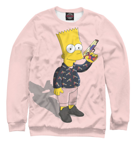 Свитшот Print Bar Fashion Killa брюки wooly s брюки killa