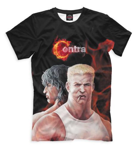 Мужская футболка Contra