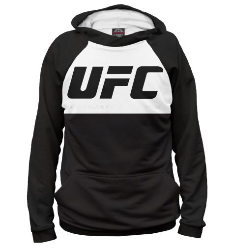 Худи Print Bar UFC black ufc 2 ps4