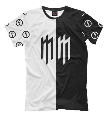 Купить Мужская футболка Marilyn Manson MRM-708311-fut-2