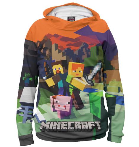 Купить Мужское худи Minecraft MCR-556722-hud-2