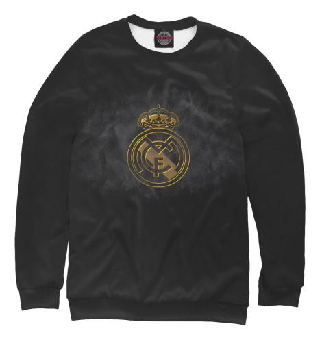 Свитшот Print Bar Реал Мадрид детская футболка классическая унисекс printio реал мадрид