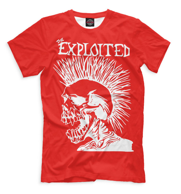 Exploited футболки