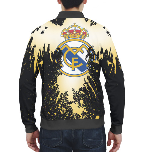 Бомбер Print Bar Real Madrid real madrid jersey home 2015