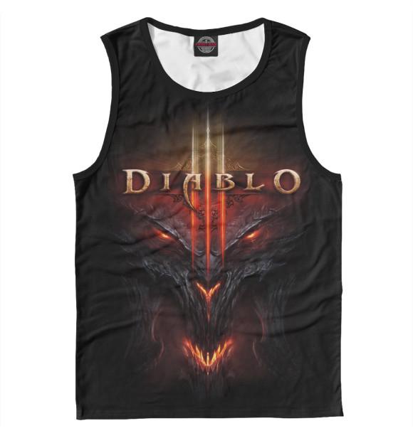 Купить Мужская майка Diablo 3 DIO-900532-may-2