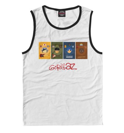 Купить Майка для мальчика Gorillaz GLZ-972677-may-2