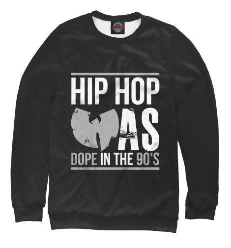 Фото - Женский свитшот Dope Hip Hop от Print Bar белого цвета
