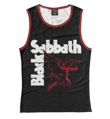 Майка Print Bar Black Sabbath