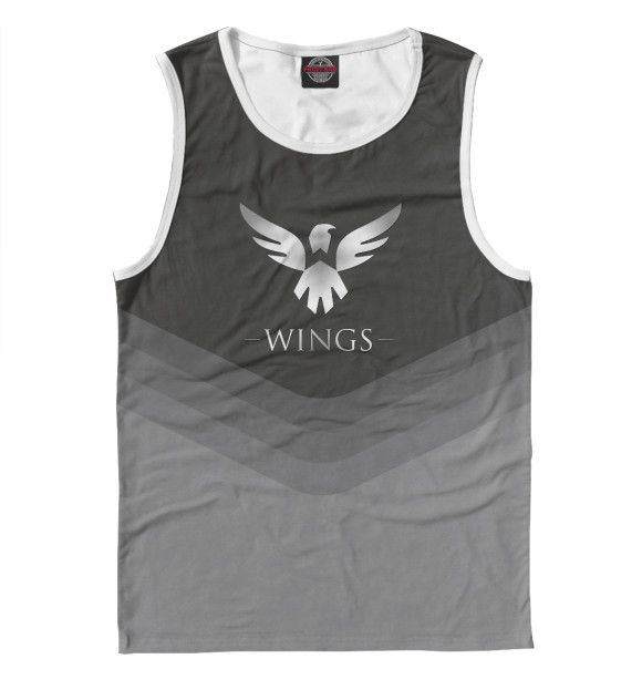 Купить Мужская майка Wings Team DO2-630226-may-2