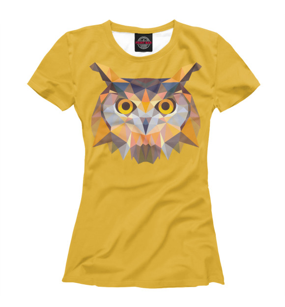 Купить Футболка для девочек The Owl APD-299241-fut-1