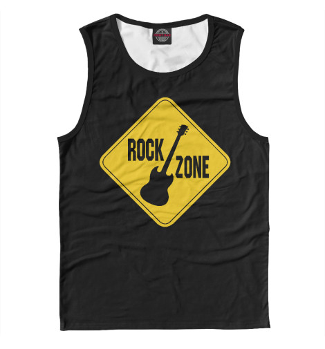 Майка Print Bar Rock Zone майка print bar rock