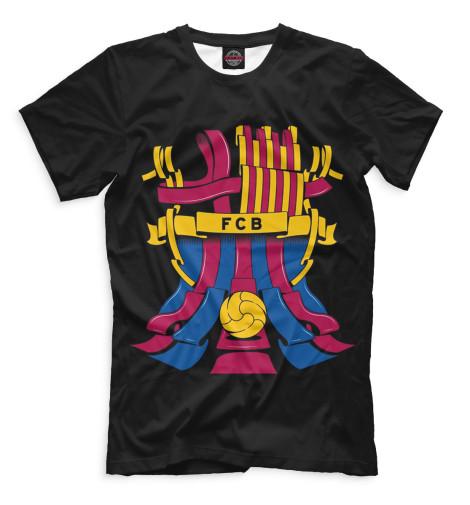 Мужская футболка FCB