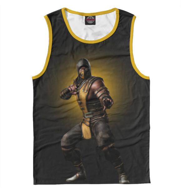 Купить Майка для мальчика Scorpion INJ-783447-may-2