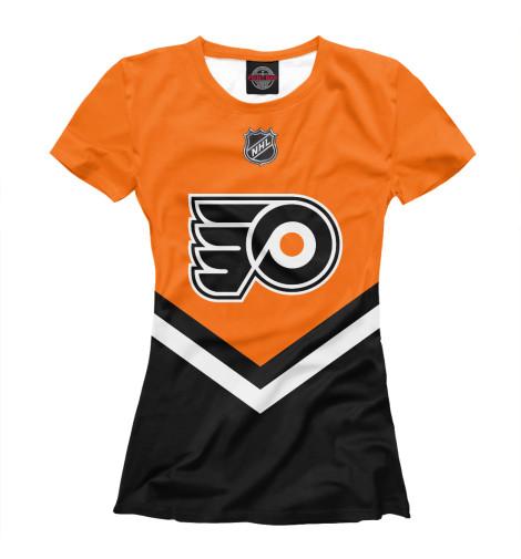 Футболка Print Bar Philadelphia Flyers футболка wearcraft premium printio philadelphia flyers nhl usa