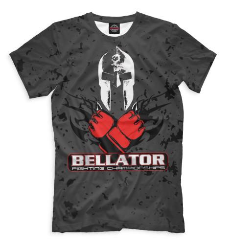 Футболка Print Bar Bellator MMA a8959sp 5br bellator подвес