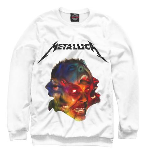 Свитшот Print Bar Metallica Hardwired свитшот print bar metallica hardwired   to self destruct