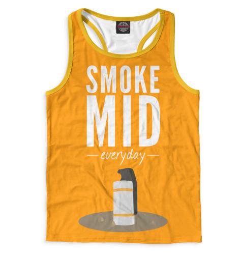 Мужская майка-борцовка Smoke Mid Everyday