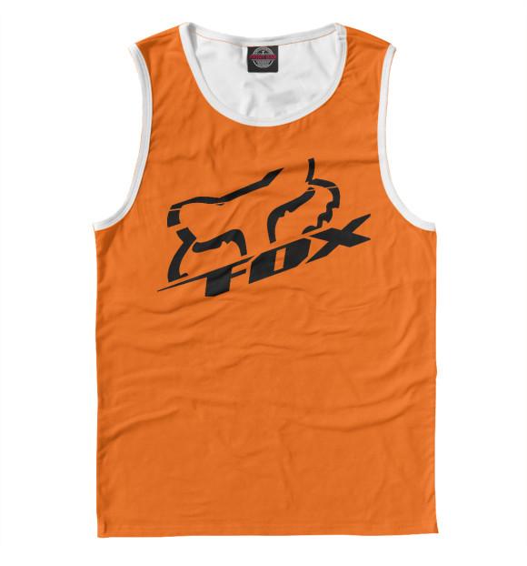 Купить Майка для мальчика FOX APD-752595-may-2