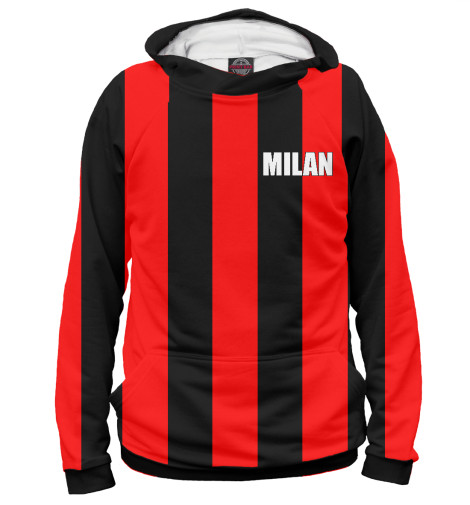 Худи Print Bar AC Milan adidas ac milan гетры