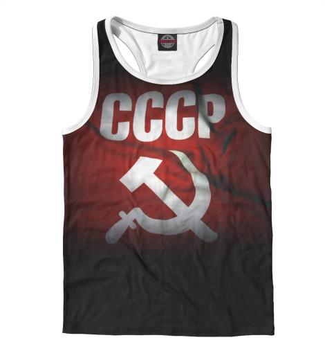 Майка борцовка Print Bar СССР