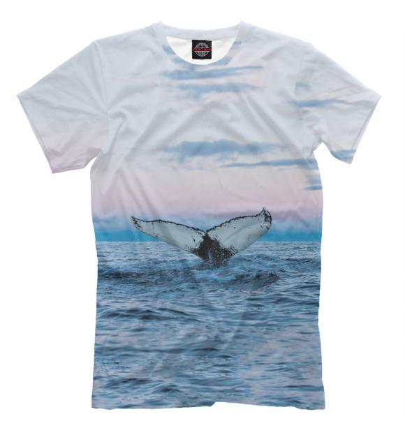 Купить Мужская футболка Кит APD-615459-fut-2