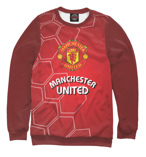 Свитшот Print Bar Manchester United футбольная форма top thai manchester united 2014 15 n98 jacket chelsea