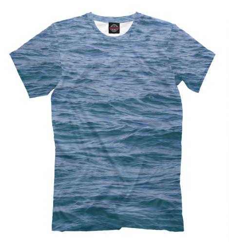 Футболка Print Bar Море худи print bar гладкое море