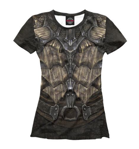 Футболка Print Bar Skyrim: Dragonscale Armor купить skyrim hearthfire русская озвучка