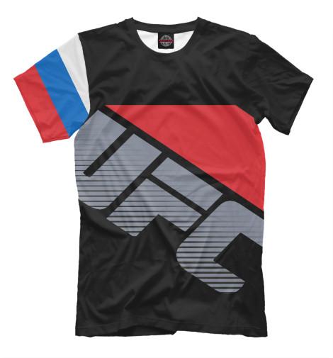 Футболка Print Bar Russia UFC футболка print bar ufc russia