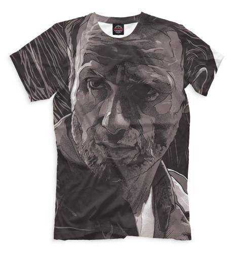 Мужская футболка Рик Граймс