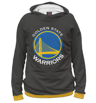 Мужское худи Golden State Warriors Black