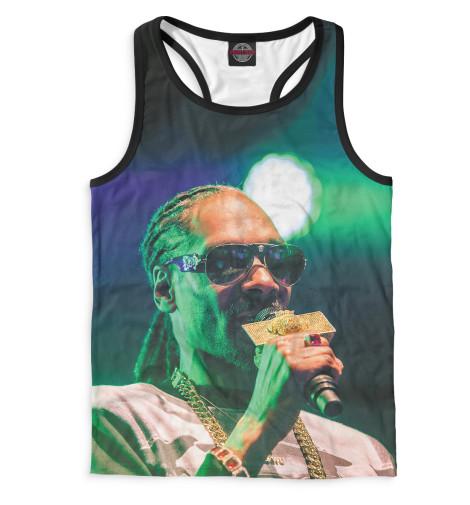 Мужская майка-борцовка Snoop Dogg