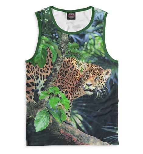 Купить Майка для мальчика Леопард HIS-881353-may-2