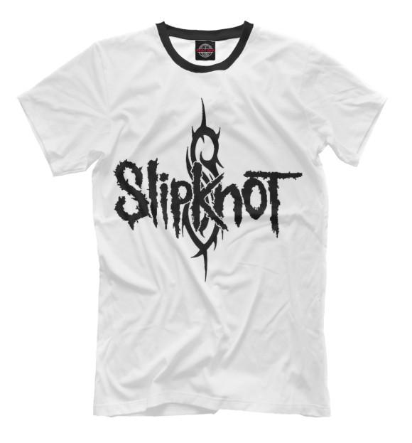 Мужская футболка Slipknot SLI-202105-fut-2  - купить со скидкой
