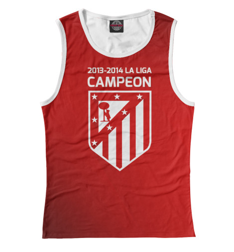 Майка Print Bar Campeon La Liga 2013-2014