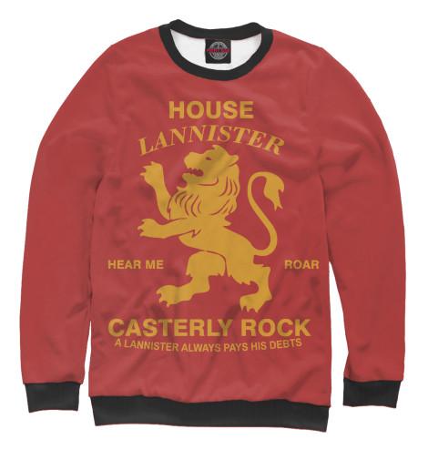 Свитшот Print Bar House Lannister teak house стол консольный britt