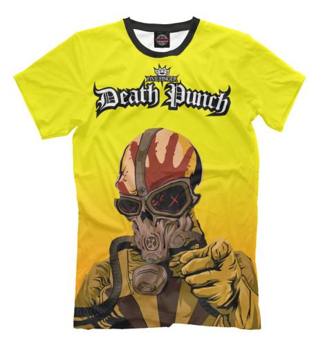 Футболка Print Bar Five Finger Death Punch War Is the Answer the long war