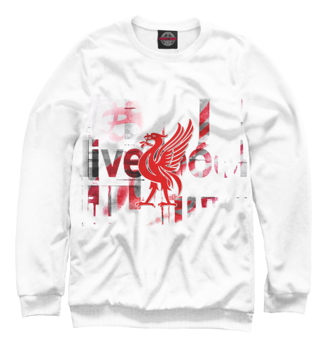 Свитшот Print Bar FC Liverpool