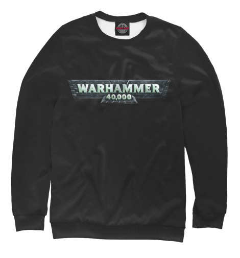 Свитшот Print Bar Warhammer 40000